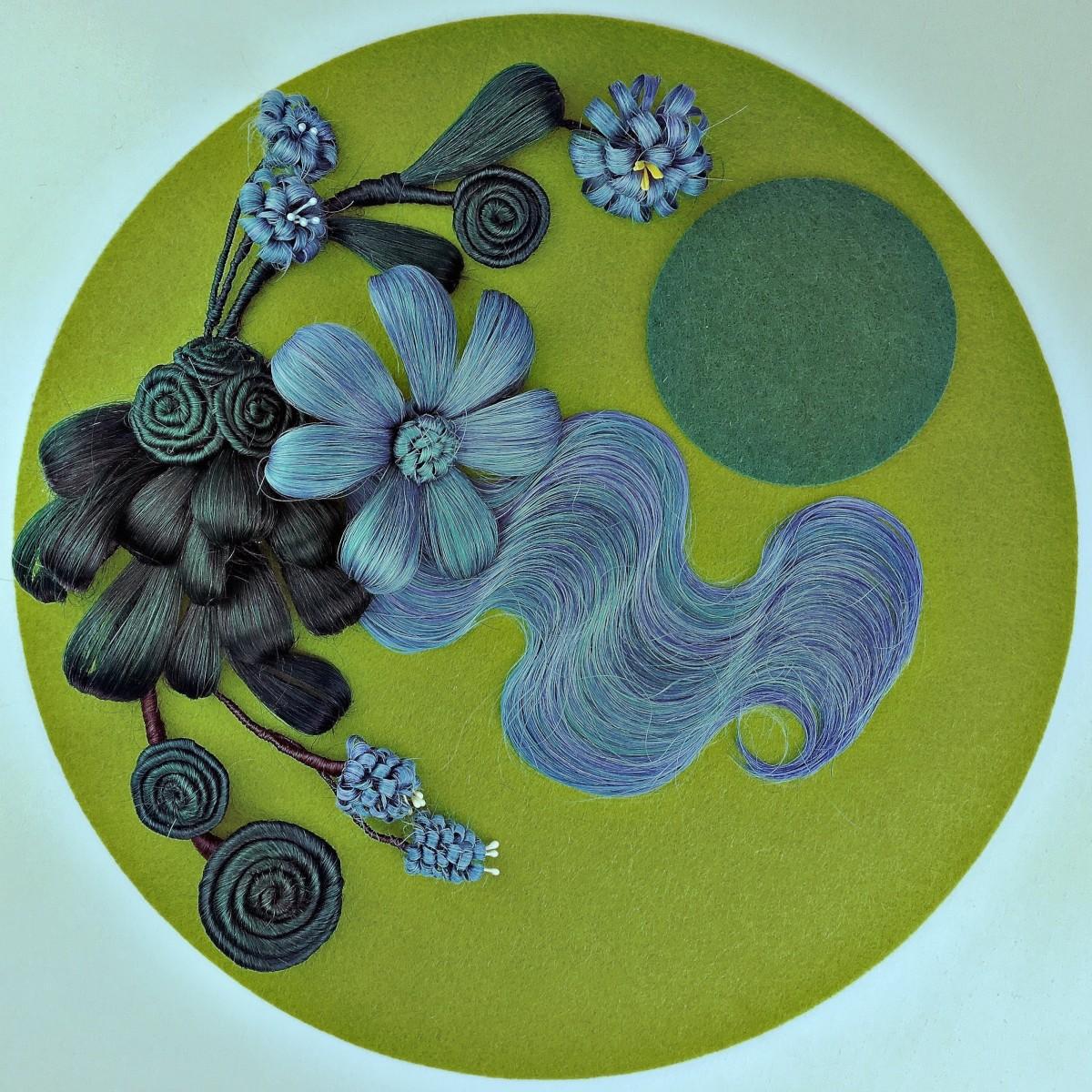 BlueHairflowers